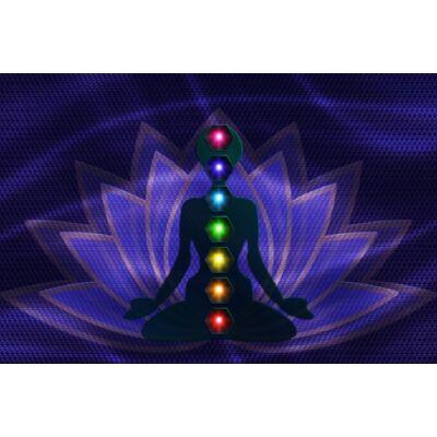 A csakrák - letölthető online meditációs tanfolyam - hanganyag mp3