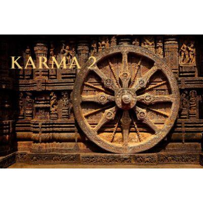 A karma 2. - letölthető online meditációs tanfolyam - hanganyag mp3