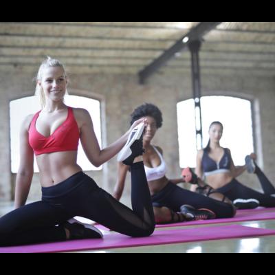 5 alkalmas  Pilates bérlet az Asram Jógastúdióba